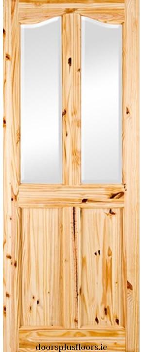 Internal Knotty Pine Doorsplusfloors